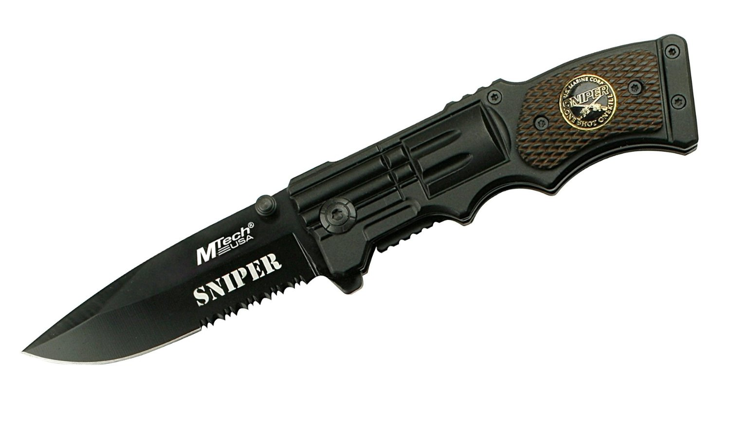 Pistol Folding Knife  Pistol